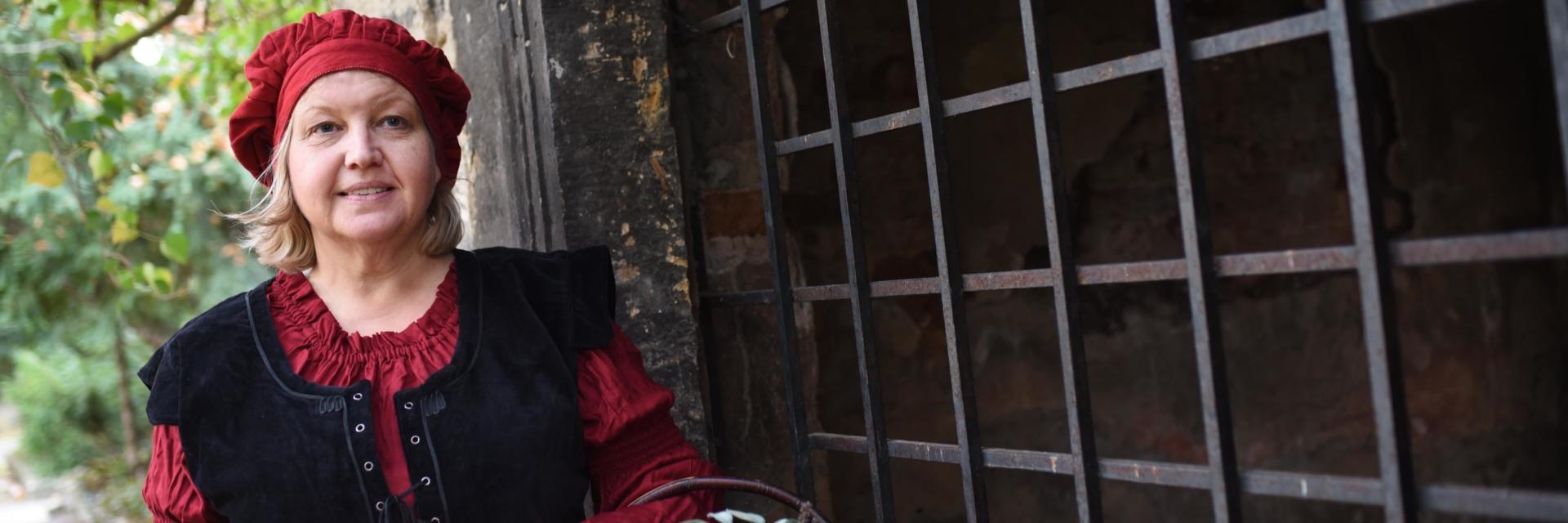 Stadtführung, Stadtrundgang, Jena, Rahmenprogramm, Incentive, Begleitprogramm, Konferenz, Tagung, Teufel, Nonnen, Ablasshandel. Reformation in Jena, Thüringen