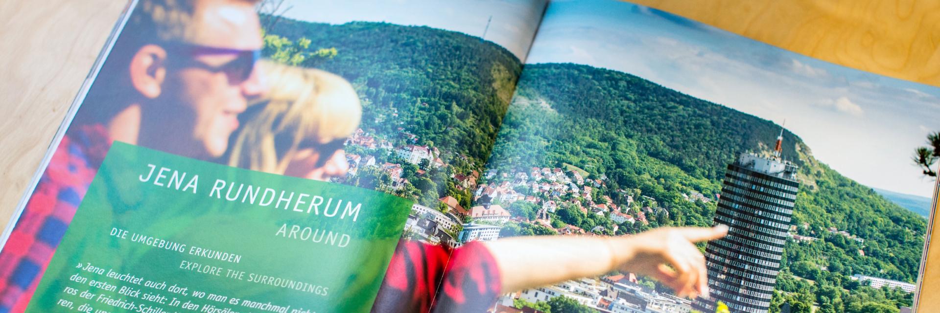 Broschüre zum tagen in Jena als Download